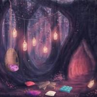 Enchanted Forrest Illustration