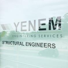 YENEM ENGINEERING / branding