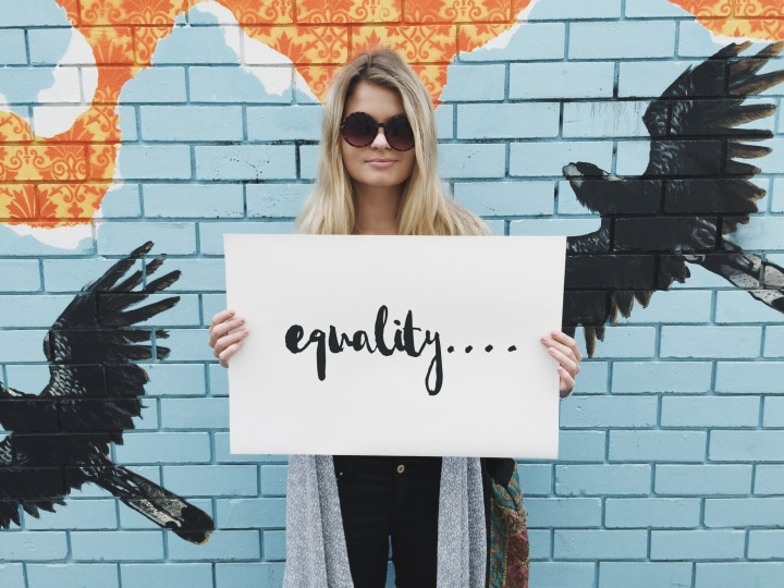 equality . . .