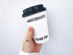 DIMATTINA COFFEE / coffee cup designs