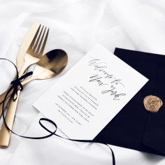 NEW YORK / invitations and place cards for New York themed styled shoot by @defleurcreative