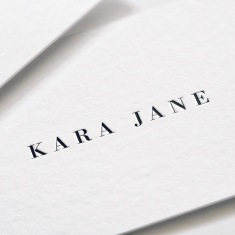KARA JANE / branding