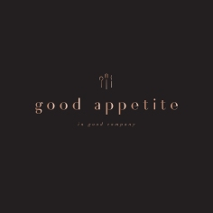 GOOD APPETITE / branding
