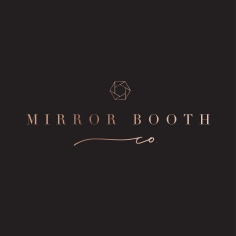 MIRROR BOOTH CO / branding