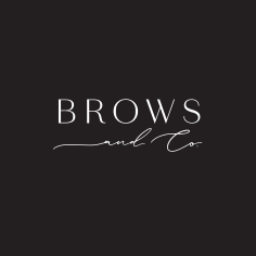 BROWS & CO / logo design