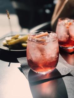 STRANGE COMPANY / Cocktails