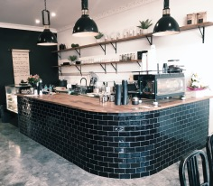 NOOD CAFE / interiors