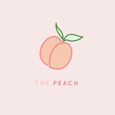 THE PEACH / branding