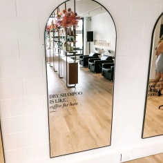 SALON JAIMMELEE / mirror decals