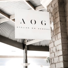 ATELIER ON GEORGE / branding