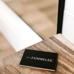 SALON JAIMMELEE / branding and business cards