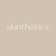 SKINTHETICS / logo design