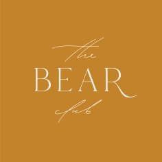 THE BEAR CLUB / logo design