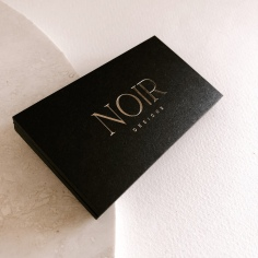 BRANDING / Noir Designs