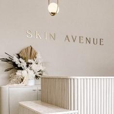 SKIN AVENUE / branding