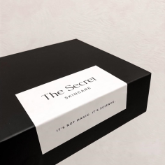 THE SECRET / packaging labels