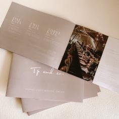 TP & CO / media kit designed and printed