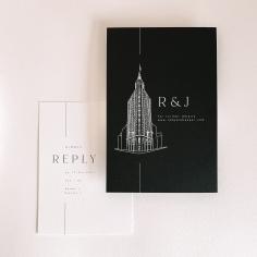 REMY & JASPER / Robey Hotel Chicago suite