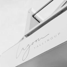 LAGOON YALLINGUP / branding